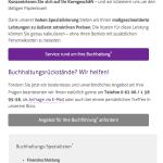 Responsive (Web-)Design einer Firmenhomepage