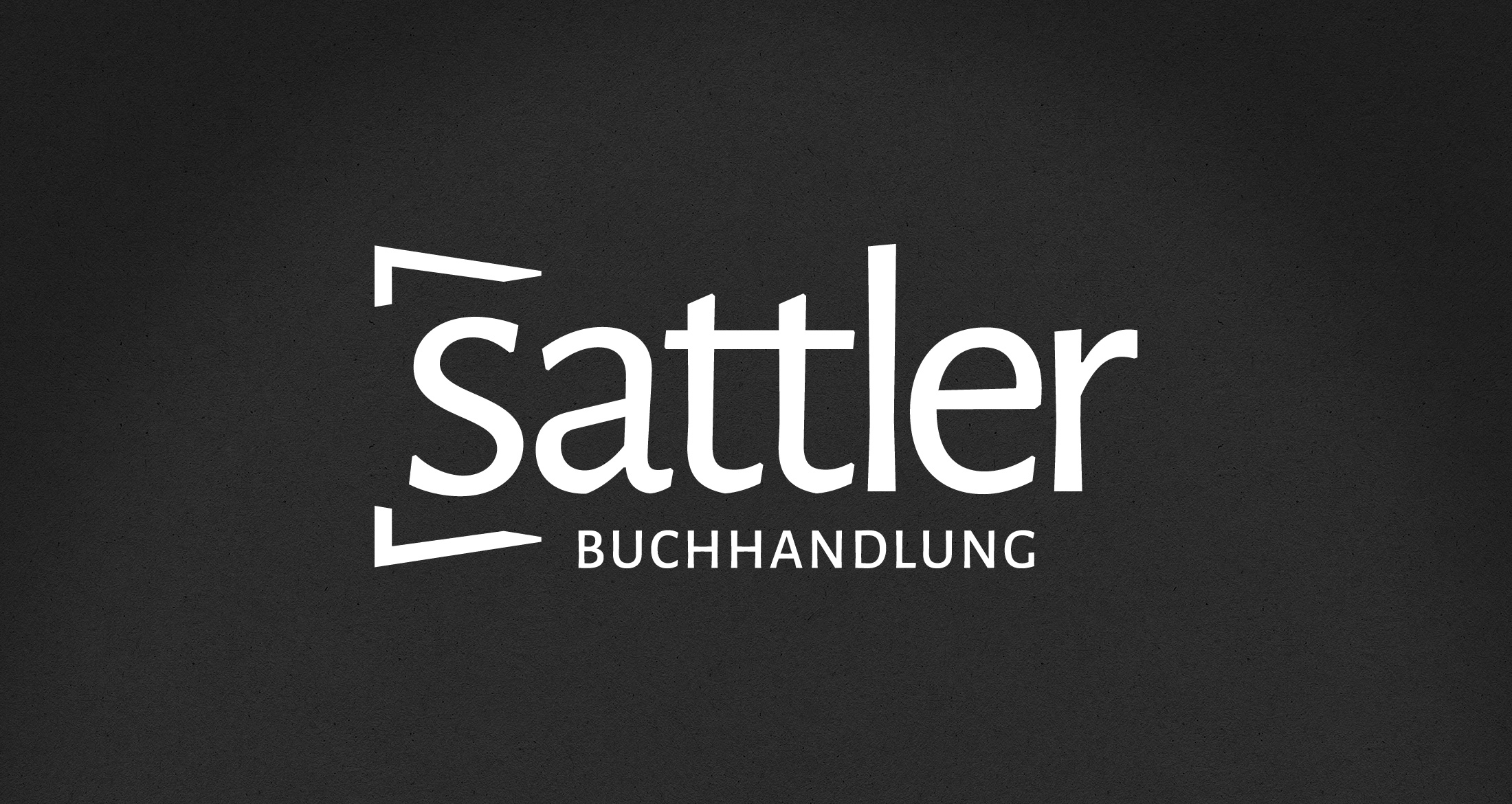 Logo Buchhandlung Kirchheimbolanden, 1-farbig weiß (negativ)