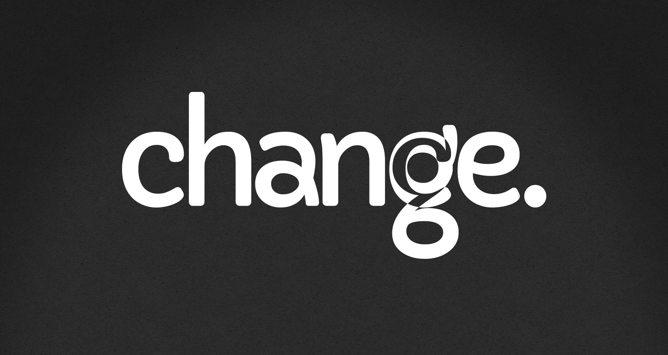 Logo change, Kirchheimbolanden, 1-farbig weiß (negativ)