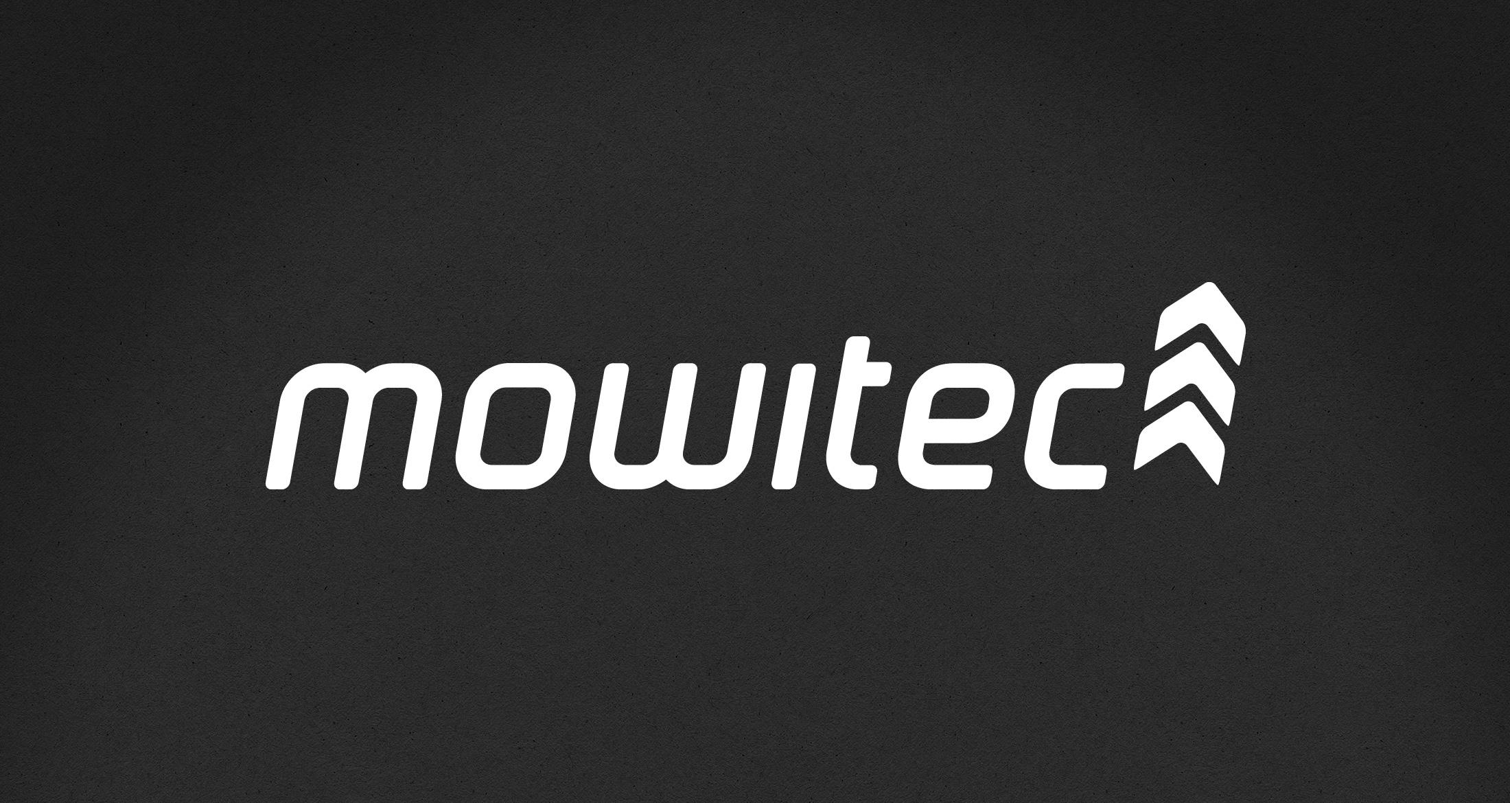 Logo mowitec, Mannheim, 1-farbig weiß (negativ)