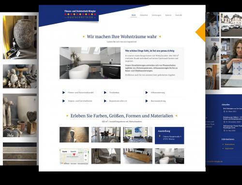 Firmenwebsite erstellen lassen   Baufachbetrieb, Worms-Horchheim