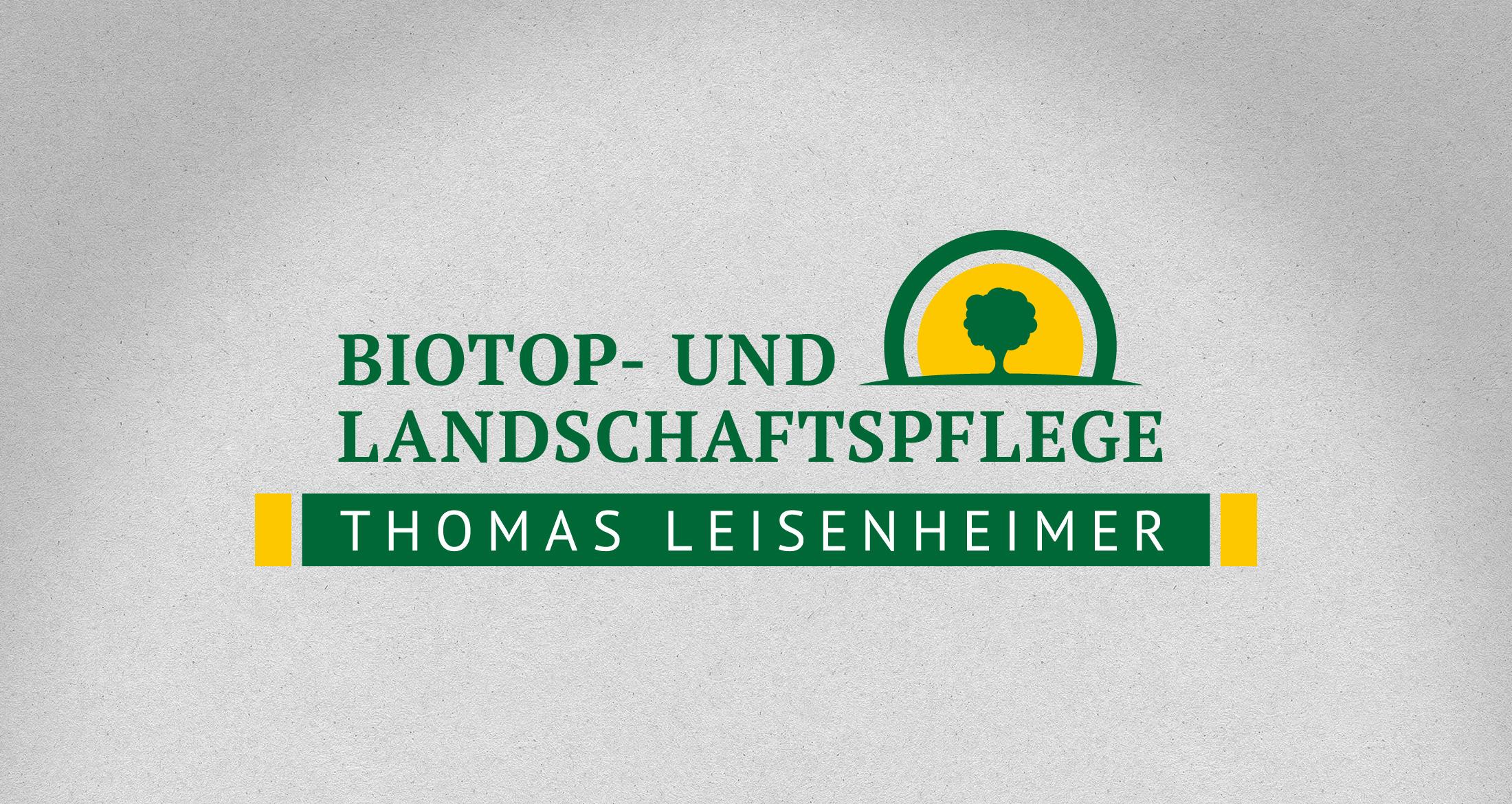 Logo Biotop- und Landschaftspflege, Münsterappel