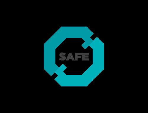 Logo 1A SAFE, Lampertheim