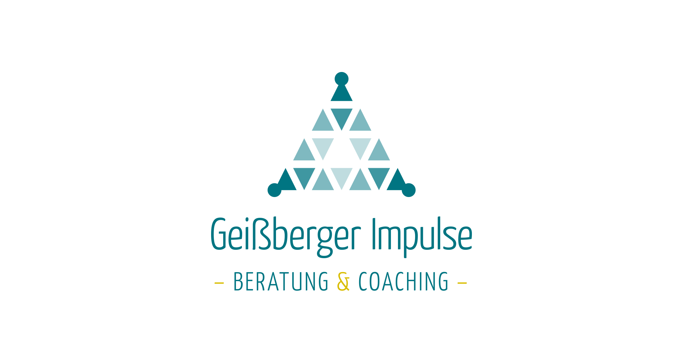 Logodesign Geißberger Impulse, Dannenfels
