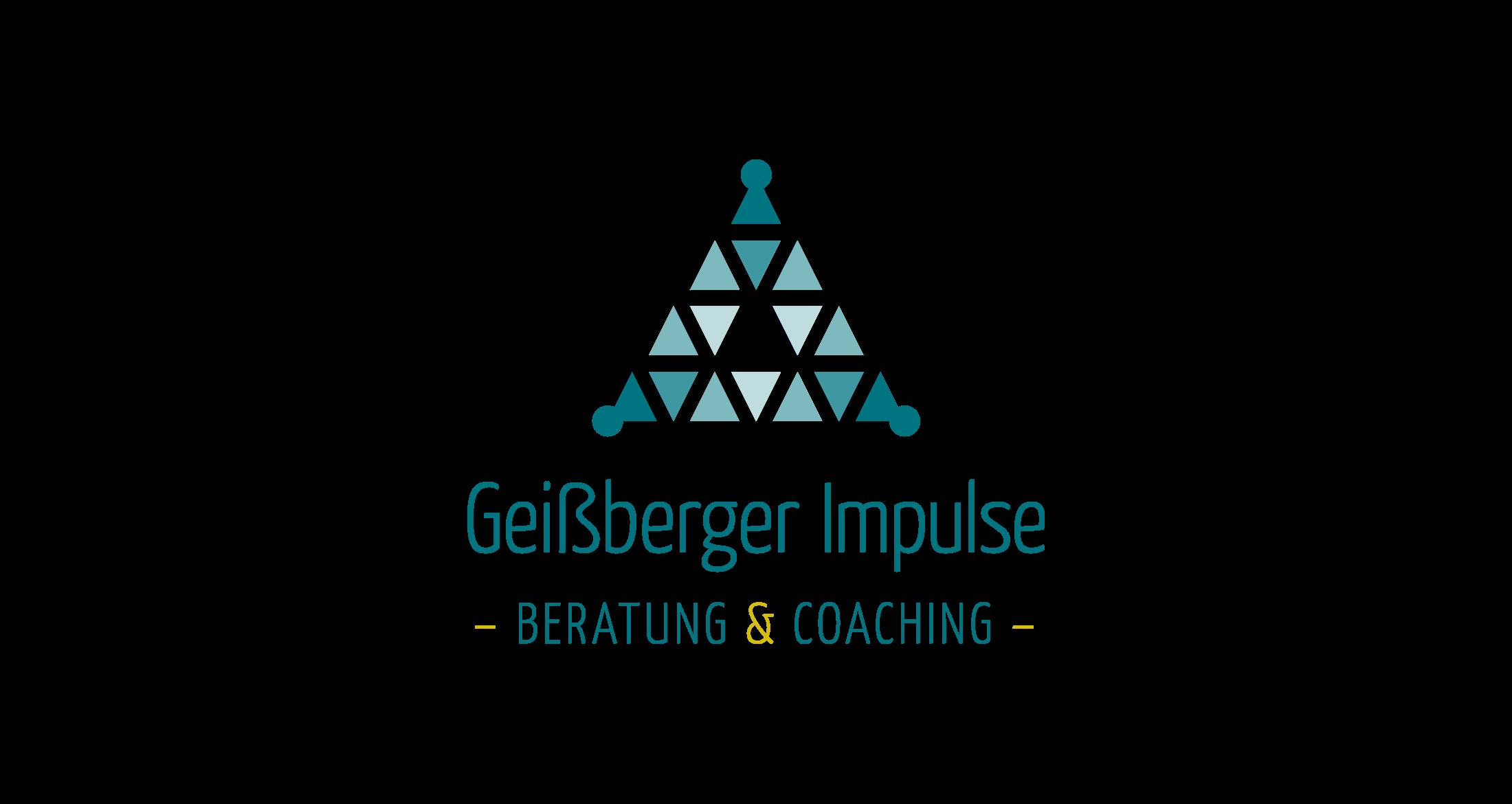 Logodesign Geißberger Impulse, Dannenfels