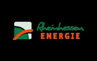 Logodesign Energieversorger Rheinhessen Energie