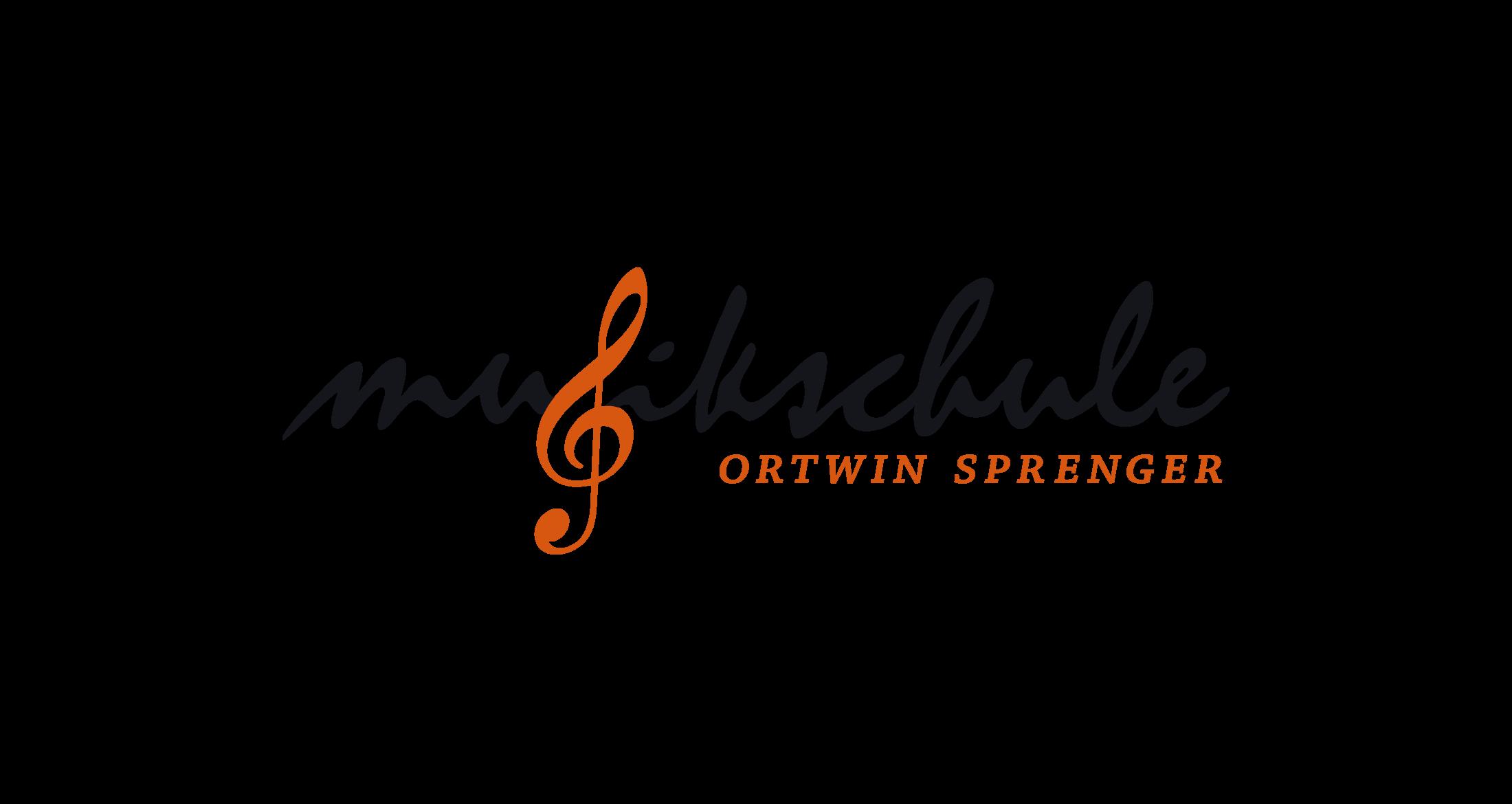 Logodesign Musikschule, Albisheim