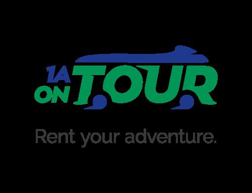 Logo 1A OnTour, Lampertheim